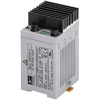 Módulo fuente de alimentación AC/DC bloque GLC 230/24-5 24 Vdc 5 A 120