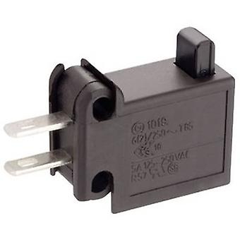 Marquardt Microswitch 1019.5101 250 V AC 6 A 1 x Off/(On) momentary 1 pc(s)