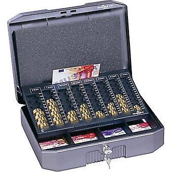 Cash box Durable 1782-57 (W x H x D) 352 x 120 x 276 mm Anthracite