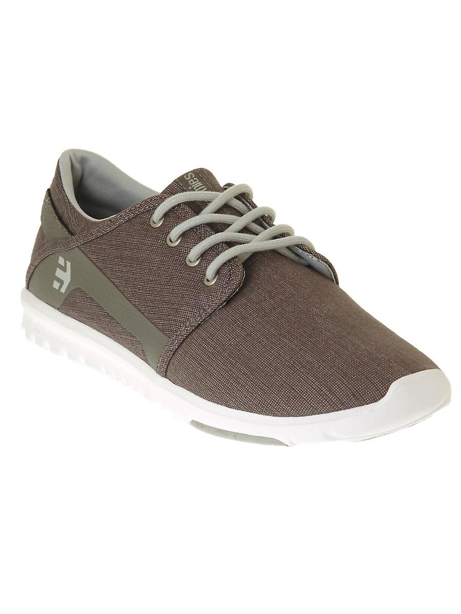Etnies Charcoal Charcoal Charcoal Heather Scout Shoe 2131ca