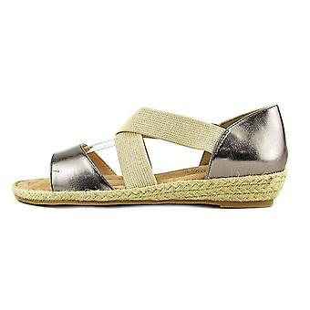 Beacon dame Lydia åben tå afslappet Platform sandaler