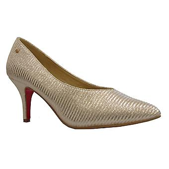 Kate Appleby Womens Court Shoe Stanmore Champagne