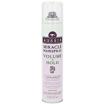 Aussie Miracle Lacquer Volume 250 ml (Hair care , Styling products)
