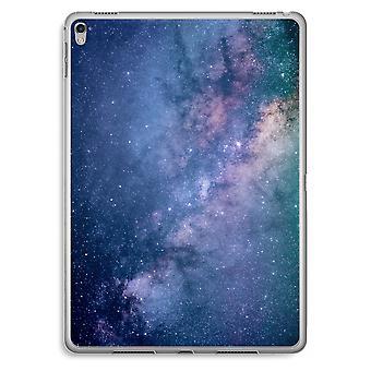 iPad Pro 9,7 inch Transparent Case (Soft) - Nebula