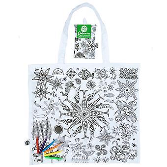 Big Bag Little Bag  Flora and Fauna