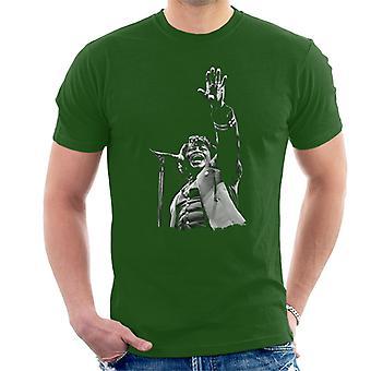James Brown Live At Wembley 1991 Men's T-Shirt