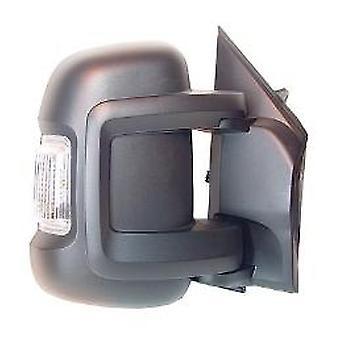 Højre spejl (elektrisk opvarmet 5W indikator) FIAT DUCATO Flatbed 2006-2017