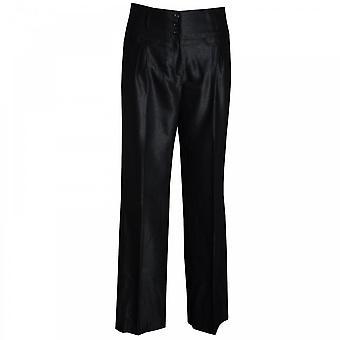 Brax Grey Tweed Plt/pck Trousers
