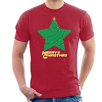 Steven Universe Christmas Star Men's T-Shirt