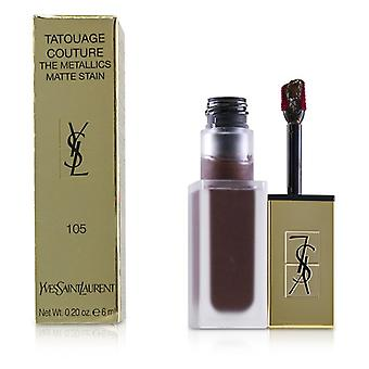 Yves Saint Laurent Tatouage Couture Metallics - # 105 magnetische Prune Temperament - 6ml/0,2 oz