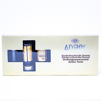 Angel Paris Professional GinsengConcentrated Active Tonic, 5 Bottles x .034oz