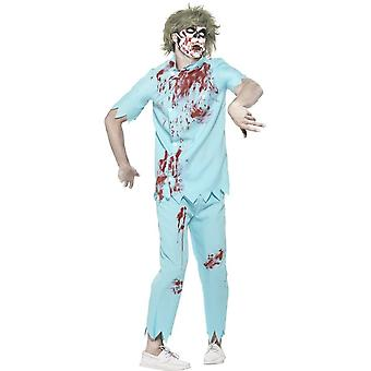 Zombie Dentist Costume, Medium