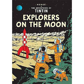 Uomini sulla luna da Herge - 9781405208161 libro