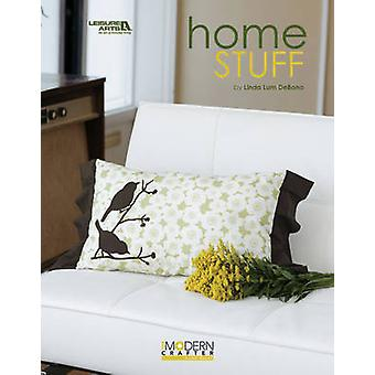 Modern Crafter - Home Stuff by Linda Lum DeBono - 9781601406774 Book