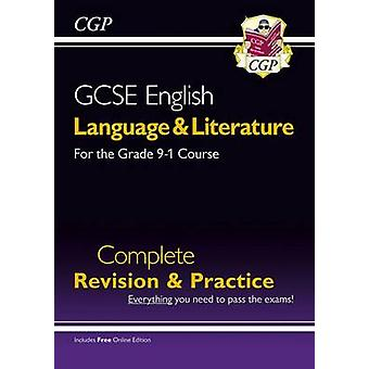 New Grade 9-1 GCSE English Language and Literature Complete Revision