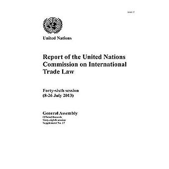 Report of the United Nations Conference on International Trade and La