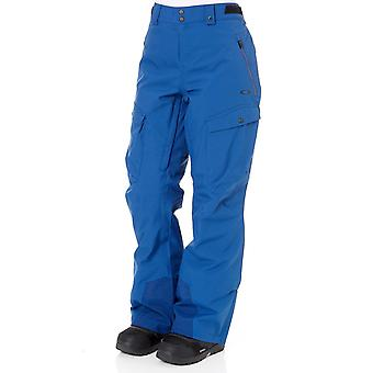Oakley Dark Blue Insulated 15K 2 Layer Womens Snowboarding Pants