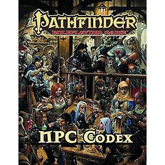 Pathfinder Roleplaying Game - NPC Codex by Jason Bulmahn - Jason Bulma