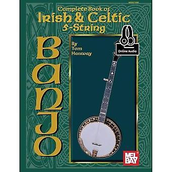 Remplir le livre d'Irlandais & Celtic Banjo à 5 cordes