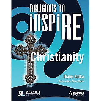 Religionen, für KS3 begeistern: Christentum Schülers Buch