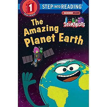 StoryBots Amazing Planet Earth