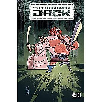 Samurai Jack Volume 2: Maledizione di The Scotsman (Samurai Jack Tp)