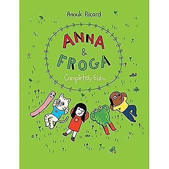 Anna och Froga: helt Bubu