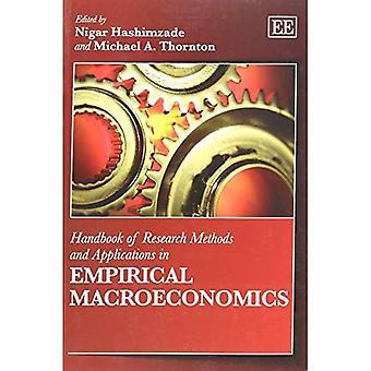 Manuale di metodi di ricerca e applicazioni empiriche Macroeconomia (manuali di metodi di ricerca e applicazioni...