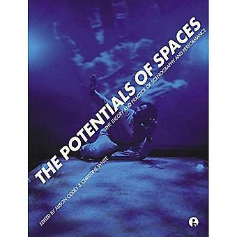 Potentialer af rum: internationale scenografi og Performance for the 21st Century (Intellekt bøger - europæiske kommunikationsforskning og Educat)