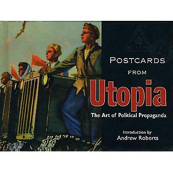 Postcards from Utopia: The Art of Political Propaganda (Postcards from...)