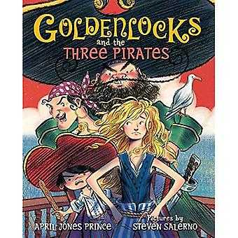 Goldenlocks y los piratas del tres