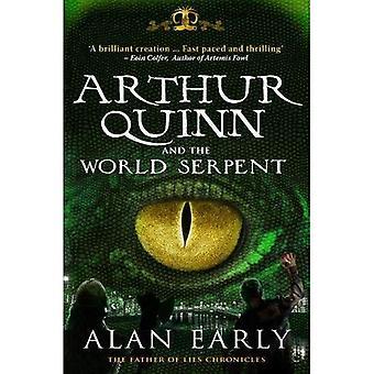 Arthur Quinn and the World Serpent