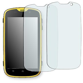 E & L W5 display protector - Golebo crystal clear protection film