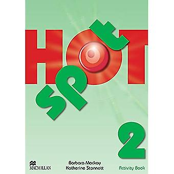 Hot Spot 2: Cahier d'activités