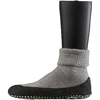Falke Cosyshoe Midcalf sokken - lichtgrijs