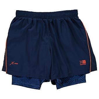 Karrimor Boys X 2 in 1 Shorts Junior Kids
