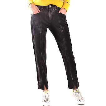 Givenchy schwarzer Baumwolle Jeans