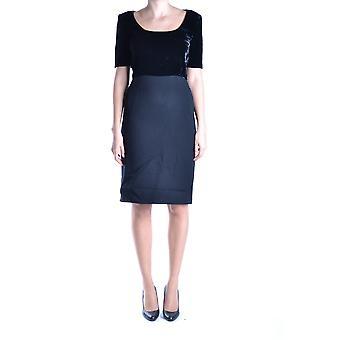 Gianfranco Ferré Black Viscose Dress