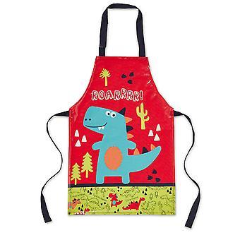 Cooksmart Kids PVC Apron, Dinosaur