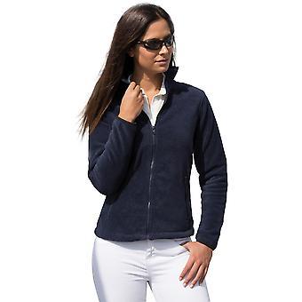 Outdoor Look Womens/Ladies Ossa Fashion Fit Zip Fleece Top