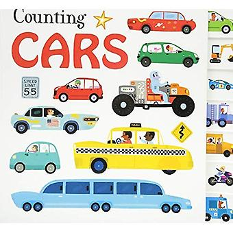 Counting Cars (Board book)