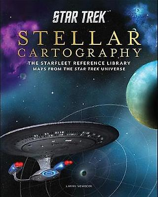Star Trek - Stellar Cartography - The Starfleet Reference Library by St