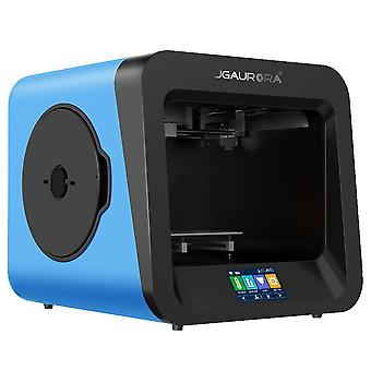 Jgaurora a4 desktop 3d printer assembled kit with 4.3inch colorful touch screen