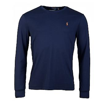 Polo Ralph Lauren Custom Slim Fit T-shirt à manches longues