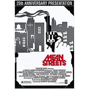 Mean Streets (25. Jahrestag) (1973) Original Kino Poster