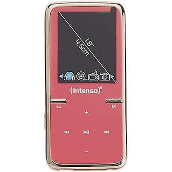 MP3 player, MP4 player Intenso Video Scooter 8 GB Pink