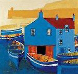 George Birrell print - Early Morning