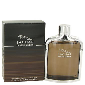 Classic Amber By Jaguar Edt Spray 100ml