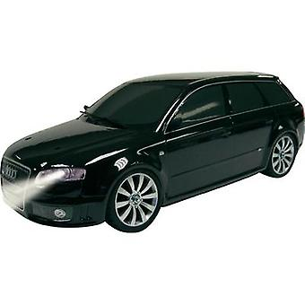 Reely 237989 1:10 Car body Audi RS4 Painted, cut,
