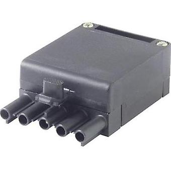 Wieland 93.732.4553.0 Compact Connector Black